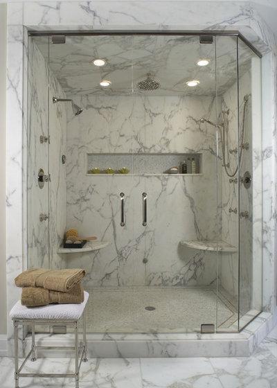 Contemporary Bathroom by Millennium Cabinetry