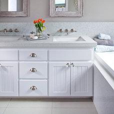 Contemporary Bathroom by Granite Transformations Atlanta