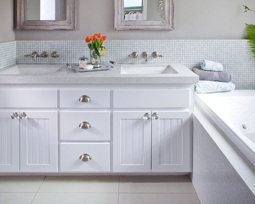 Best Beadboard Refaced Cabinets Design Ideas & Remodel Pictures | Houzz