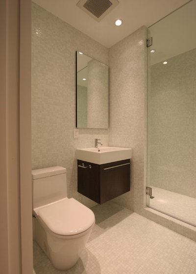 Modern Bathroom by Product Bureau LLC