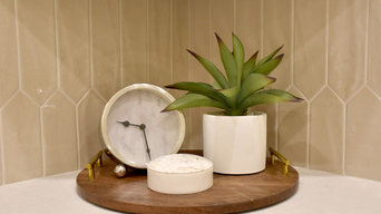 White Oak Bathroom