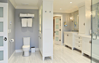 Bath Remodeling: So, Where to Put the Toilet?
