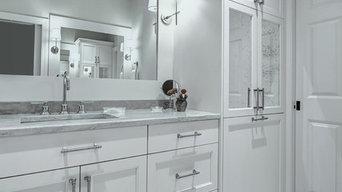 White Shaker Modern Kitchen