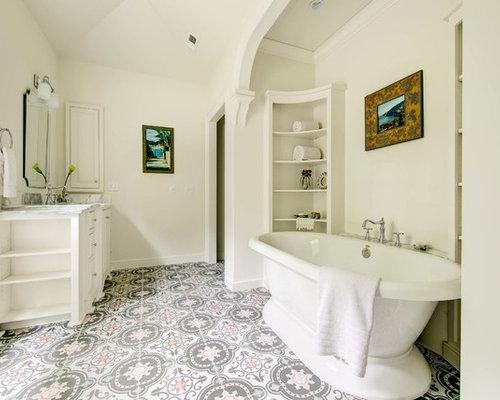 Moroccan Floor Tile Houzz