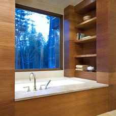 Contemporary Bathroom by Envi Interior Design Studio