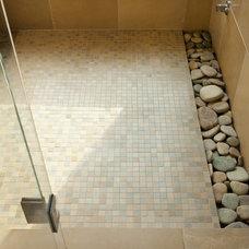 Contemporary Bathroom by Envi Interior Design Studio