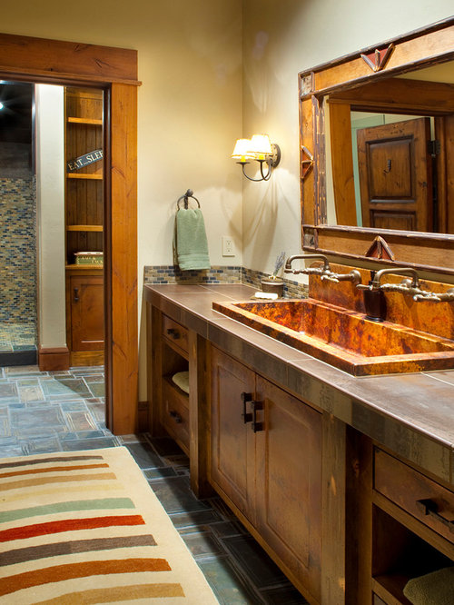 Large Bathroom Sink Ideas, Pictures, Remodel and Decor