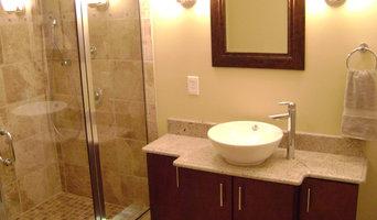 Whitmore Lake Basement Bathroom