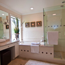Traditional Bathroom by Scudder Construction LLC.