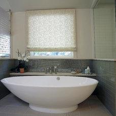 Contemporary Bathroom by Melton Design Build