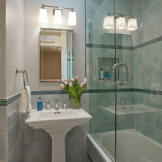 Traditional Bathroom by Kingston Design Remodeling