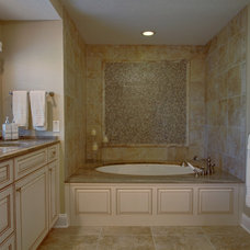 Craftsman Bathroom by J. S. Perry & Co., Inc.