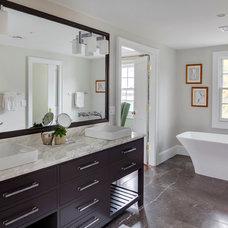 Traditional Bathroom by Platt Builders