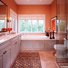 Traditional Bathroom by Purcell Quality, Inc.