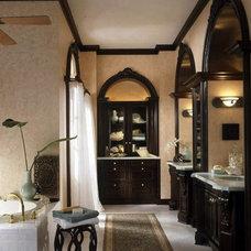 Tropical Bathroom by Graniterra