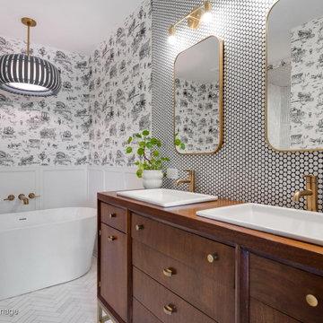 Wicker Park Chicago Master Bathroom Reno