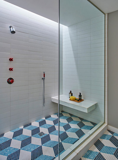 Contemporary Bathroom by Studio Gild