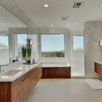 Hill Street Hacienda - Traditional - Bathroom - Atlanta - by Carl Mattison Design