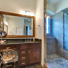 Traditional Bathroom by Elite Remodeling