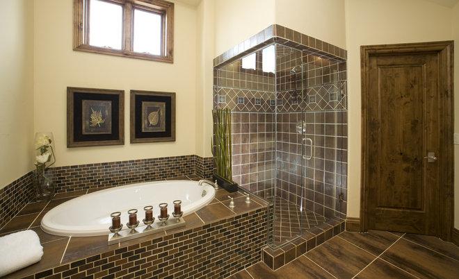 Eclectic Bathroom by Katy Allen, Nella Designs