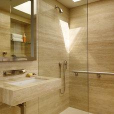 Contemporary Bathroom by Melander Architects, Inc.