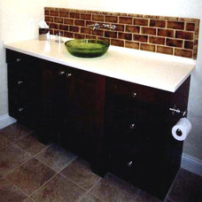 Traditional Bathroom by MDC Cabinetry & More
