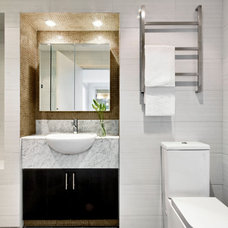 Contemporary Bathroom by Katherine Wills Interiors