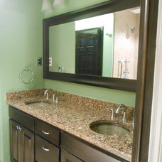 Traditional Bathroom by Before and After Builders, Inc