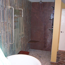 Traditional Bathroom by Beauchain Builders, Inc