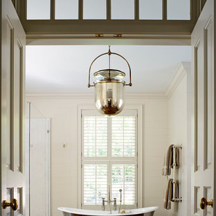 Inspiration for a timeless bathroom remodel in Other