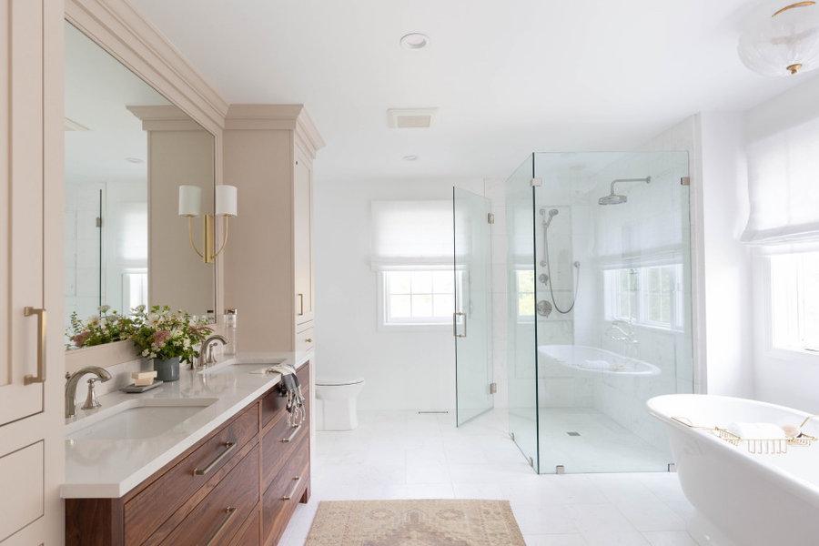Williston Master Bath