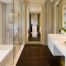 Modern Bathroom by Charles Cunniffe Architects Aspen