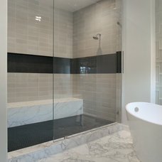 contemporary bathroom by Lizette Marie Interior Design