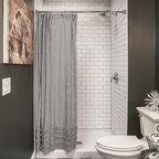 20 Trenton Master Bath Remodel Industrial Bathroom