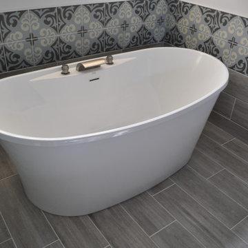 Willowbrook Master Bathroom