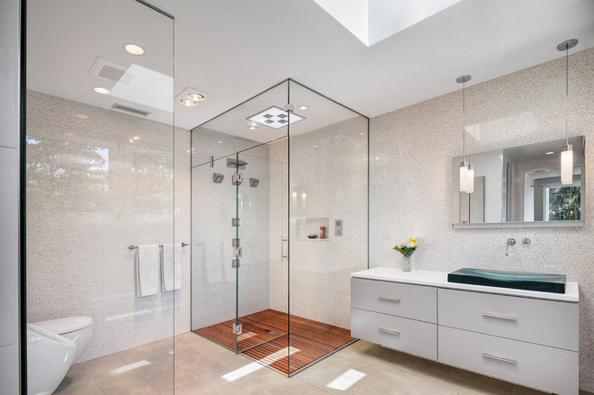contemporary bathroom by Becker Architects Limited