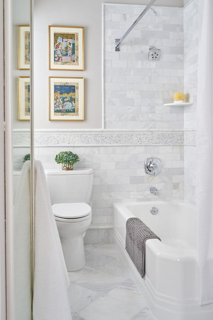 Traditional Bathroom by Speakman Company