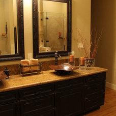 Traditional Bathroom Wilson Master Bath