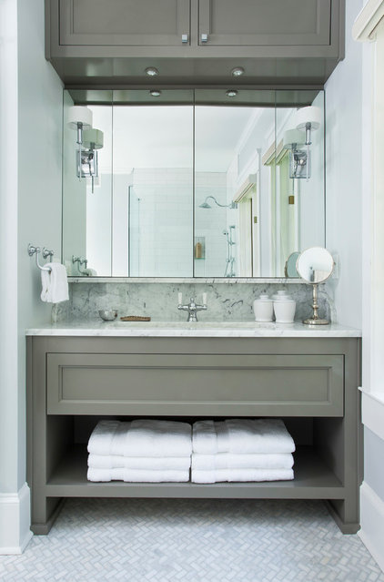 bathroom workbook the right height for your sinks mirrors and more