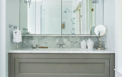 4 Secrets to a Luxurious Bathroom Look