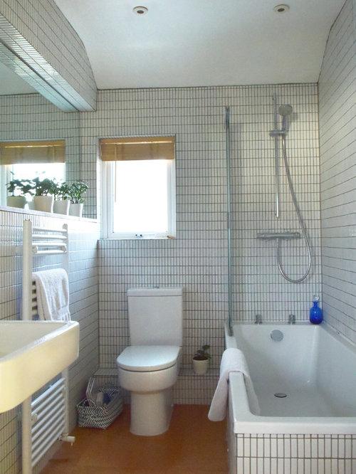 Bathroom design ideas renovations photos with a built for Bathroom designs cork