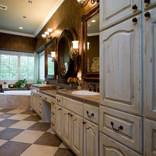 Traditional Bathroom by Butterfield Custom Homes