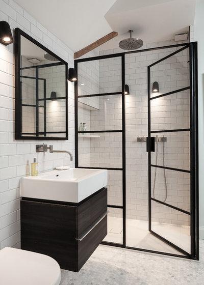 Modern Badezimmer by SGS Design Ltd