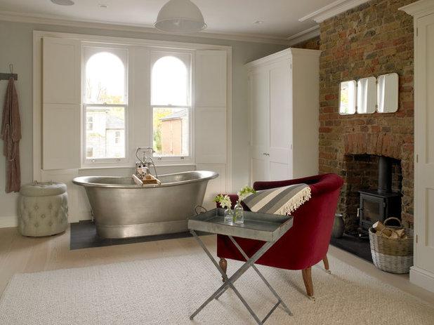 Beau Victorian Bathroom By STEPHEN FLETCHER ARCHITECTS