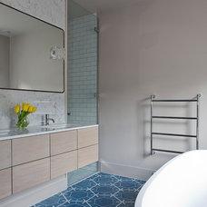 Contemporary Bathroom by Godrich Interiors