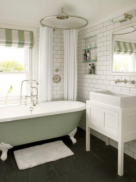 Clawfoot Tub Bathroom | Houzz
