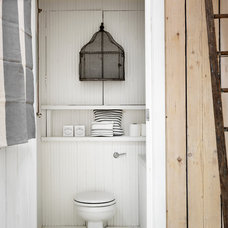 Beach Style Bathroom by Cabbages & Roses Ltd