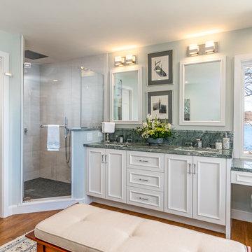 Winchester, MA - Transitional - Bathroom