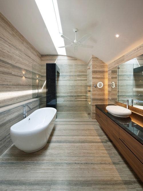 House In Singapore Bathroom Design Ideas Remodels Photos