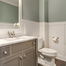Traditional Bathroom by Redstart Construction Inc.